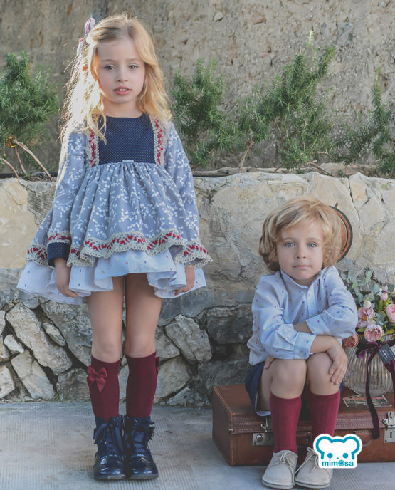 Colección valencia vestido y conjunto